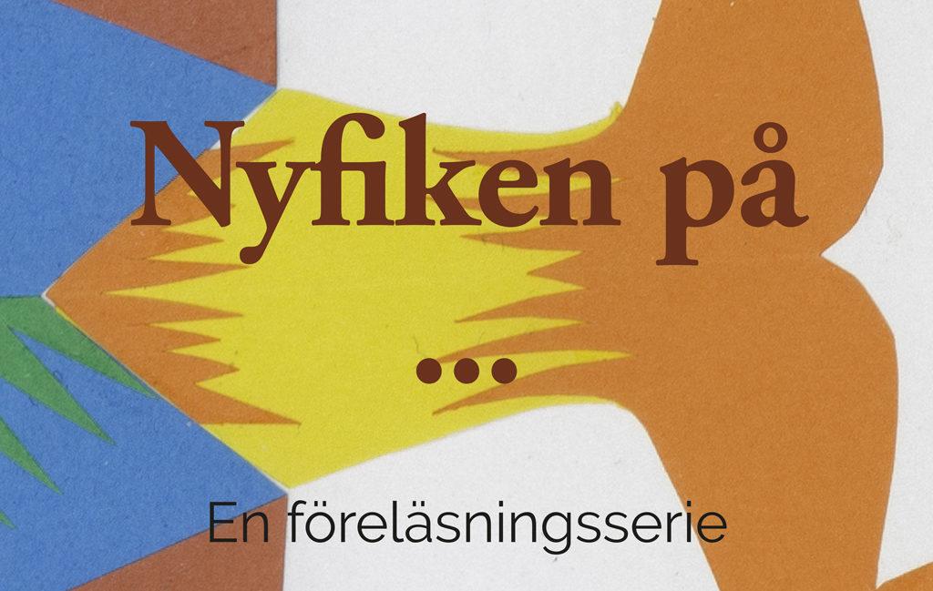 Nyfiken på… Lotte Laserstein (1898-1993). Lördag 17 oktober kl.14, fri entré